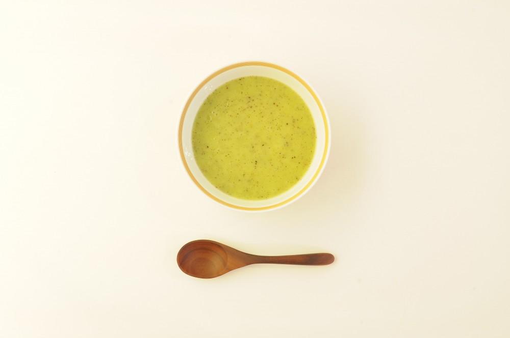 キウイのフルーツスープ
