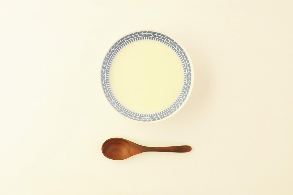 真珠もろこしのホワイトスープ