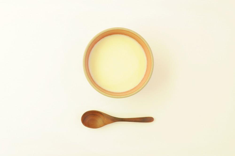 りんごの冷製デザートスープ
