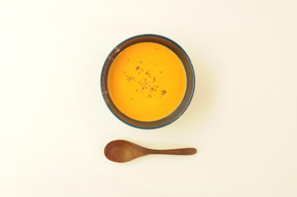 クリーミートマトスープ
