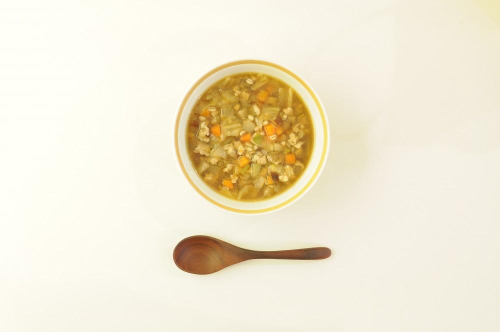 いろいろ野菜の和風生姜スープ