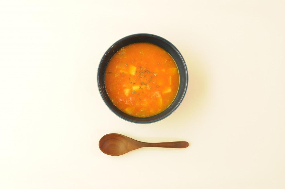 トマトジンジャースープ