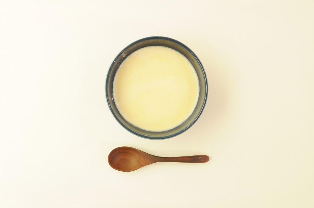 ホットピーナッツミルク