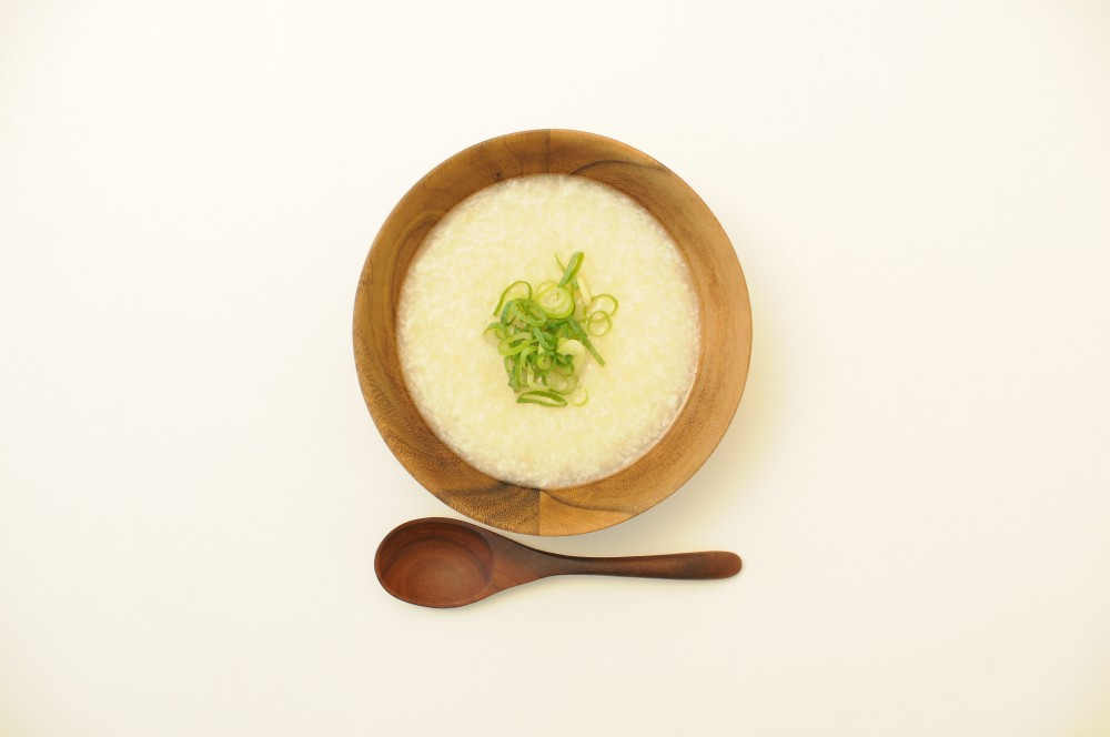 大和芋のジンジャースープ